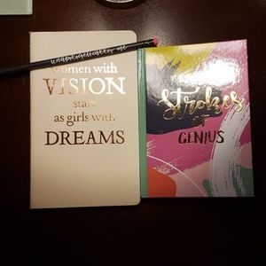 Two Journals, Brand New!
